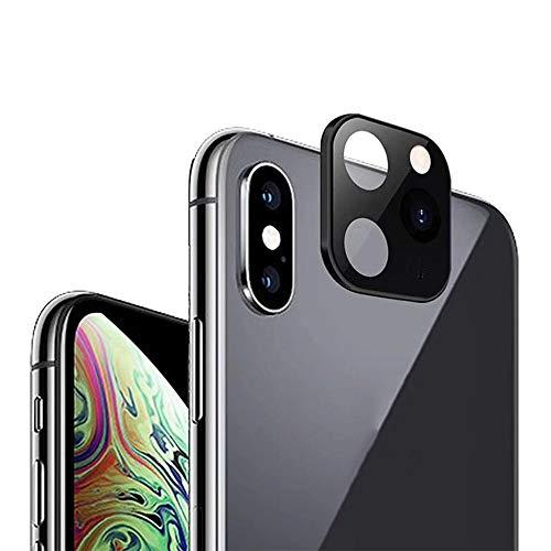 MOGOI Lens Film Camera HD Objektivschutz Für iPhone X, Ultradünne Linse Aus Gehärtetem Glas Für iPhone X Wechseln Sie Zu iPhone 11 Pro, High Definition- Und Anti-Scratch-Kamera-Displayschutz