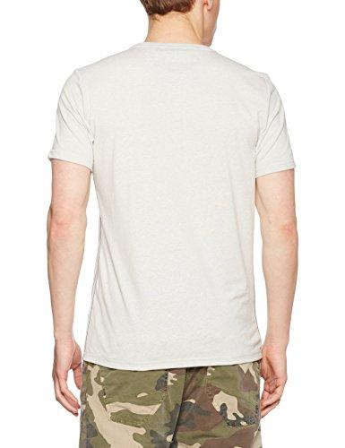 s.Oliver Herren T-Shirt 3899322557 Beige (Marble 0605)