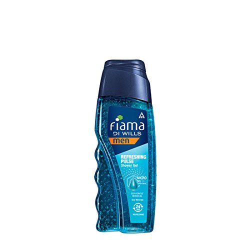 Fiama Di Wills Men Refreshing Pulse Shower Gel, 250ml