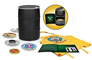 Breaking Bad: Complete Series [Blu-ray] [Import] (B00EEDNA4M) | Amazon price tracker / tracking, Amazon price history charts, Amazon price watches, Amazon price drop alerts