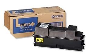 Kyocera TK-360 Cartouche de toner pour FS-4020DN Noir