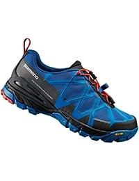 Shimano SH MT54U Shoes Unisex Lightning Blue 2017Spinning Shoes MTB Shhuhe