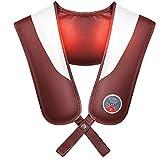 Alexzh-AMQ Massager-heiße Kompresse-mehrfache Stärken-Justierbare elektrische Schal-intelligente Platten-Multifunktion entlasten Ermüdung