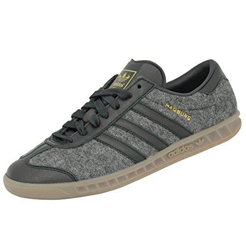 Adidas Originals HAMBURG Scarpe Sneakers Grigio per Uomo