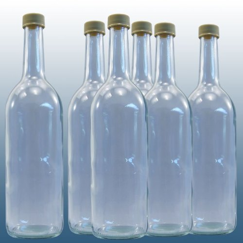 home-brew-wine-making-750ml-spirit-mineral-water-glass-bottle-pack-of-9