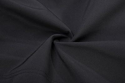 TACVASEN Military Waterproof Men's Softshell Jacket Fleece Lining Camouflage Outdoor Coat from TACVASEN-EU