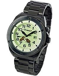 Greiner Ansitzuhr 'Waidmannsheil' reloj per cazador 1212-CS