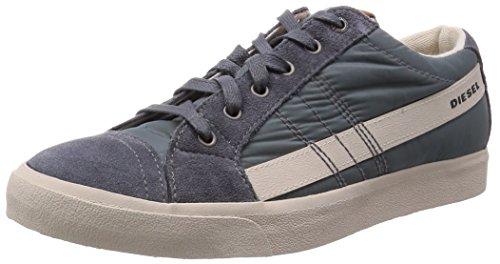 Diesel uomo sneakers basse y01107 p0607 t8085 d-string low tg 43