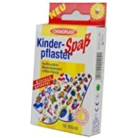 KINDERPFLASTER SPASS 10St Pflaster PZN:3694397 preisvergleich bei billige-tabletten.eu