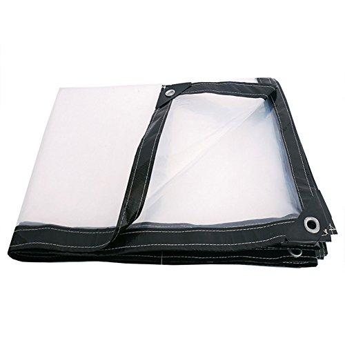Fly Outdoor Schatten Tuch Kunststoff Transparent Wasserdichte Atmungsaktive Plane Regen Verdickten...