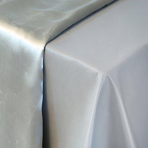 Rivoluzionario Salvatavolo Innovee - Protegge il Tavolo dal Calore e dalle Perdite - Proteggi Tavolo Premium 130 x 275 Cm - Base in Flanella - Si Stende Bene Senza Pieghe - Facile da Pulire - Taglialo per Adattarlo a Qualsiasi Dimensione del Tavolo