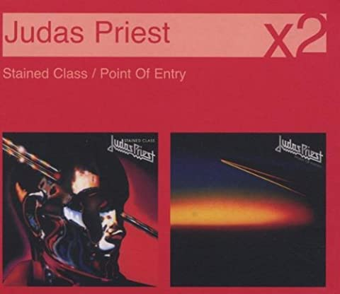 Point Of Entry/Stained Class by Judas Priest