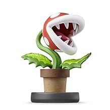Nintendo 255958 Amiibo Piranha Plant Super Smash Bros. Series Figuren (Nintendo Switch)
