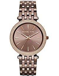 Michael Kors Analog Brown Dial Women's Watch-MK3416