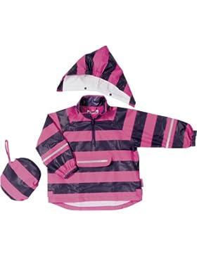 Playshoes 408636 - Poncho, con manga larga, con cuello con capucha, infantil