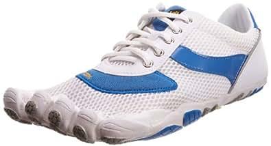 Vibram© FiveFingers Men's Speed White/Blue Trainer 5F/M3648Wb-44 10 UK, 44 EU