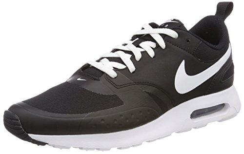 Nike Herren Air Max Vision Sneakers, Schwarz (Black White 007), 43 EU - Schwarz Nike Air Max