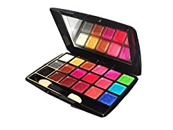 Kiss Touch 18 shades color eye shadow-VFD