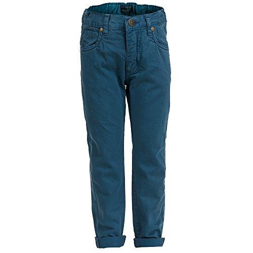 SCO Nuovo per bambini Slim Twill Jeans pantaloni Blue 7-8 Anni