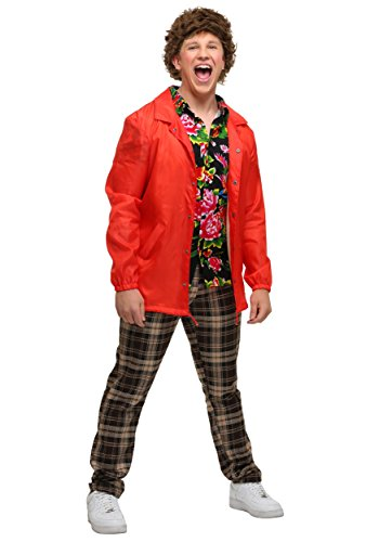 Adult The Goonies Chunk Costume - S to XL