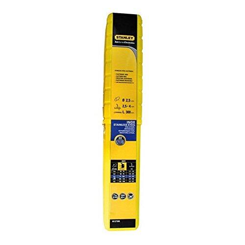 Stanley ST-90701 - Caja de electrodos acero inoxidable 2,5x300. 110 uds.
