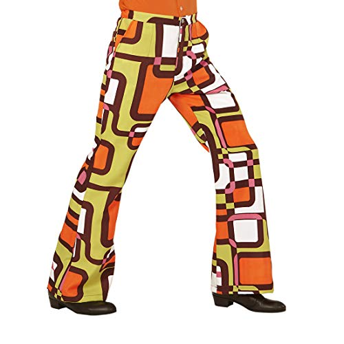 Emblemático pantalón de los años 70 y 80 para hombre | En talla S/M