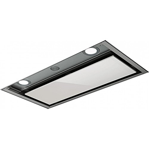 Elica PRF0097796 Box IN Plus IXGL/A/60 Hood, Metall, Edelstahl/Weiß
