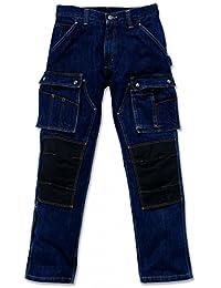 Carhartt Pants Denim Multi Pocket Tech Jeans