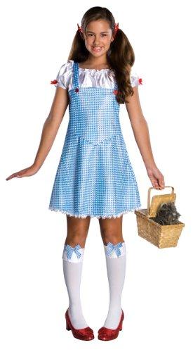 THE WIZARD OF OZ ~ Dorothy (Deluxe) - Tween Costume Tween SMALL