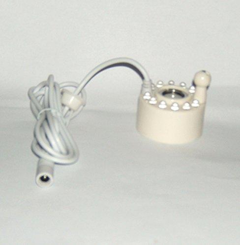 Générateur de brume à ultrason blanc