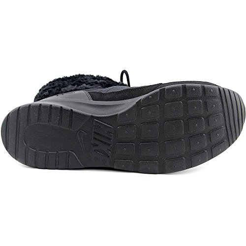 Nike Damen Wmns Kaishi Wntr High Schutzstiefel Black (Schwarz / Metallic Silver)