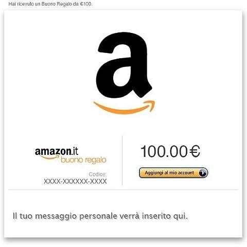 Buono Regalo Amazon.it via e-mail
