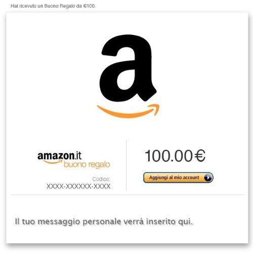 Buono Regalo Amazon.it - Invio per e-mail