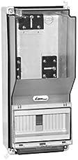 Zählergehäuse Zählertafel Zählerbrett OZP-1 IP65 IK08 Nur für 1Phasige Zähler 8758