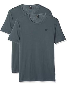 G-STAR Herren T-Shirt Base R T S/s 2-pack