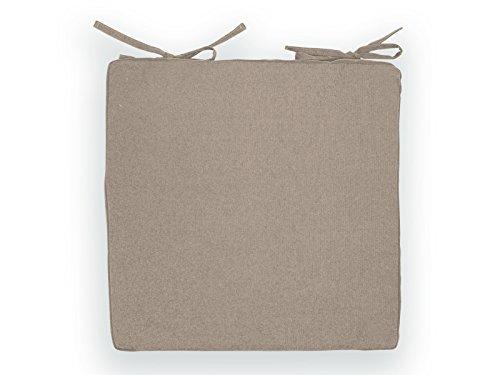 Soleil d\'Ocre - Cuscino Panama per sedia, in cotone riciclato ...