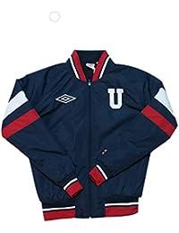 972ad87781b Umbro UMB1135 Jacket Bomber College Jacket Blue Size S