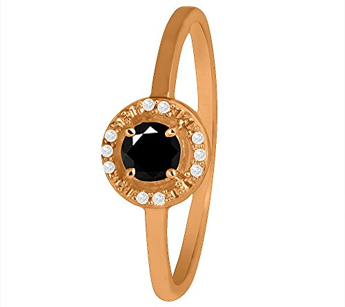 libertini-003-cts-diamonds-025-cts-black-onex-round-shape-ring-in-10kt-rose-gold-gh-color-pk-clarity