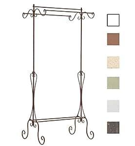 clp kleiderst nder isis aus lackiertem eisen. Black Bedroom Furniture Sets. Home Design Ideas