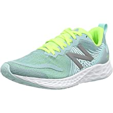 New Balance Women's Fresh Foam Tempo' Road Running Shoe, Storm Blue, 4.5 UK Medium