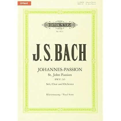 Johannes Passion (Ka) Chant