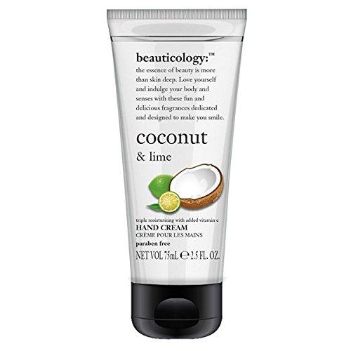 Beauticology cocco e lime da crema mani di Baylis & Harding 250ml
