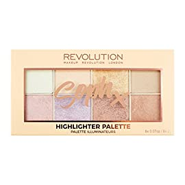 Makeup Revolution London Highlighter Palette Soph x