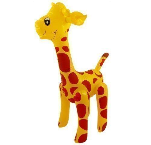 Giraffa gonfiabile Party accessori 59cm