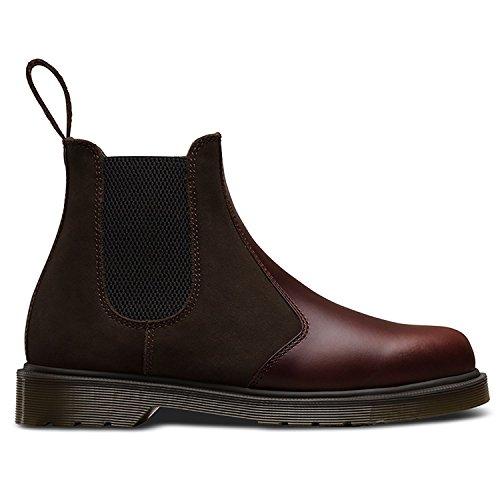 Dr.Martens Mens 2976 Brando Hi Suede Leather Boots