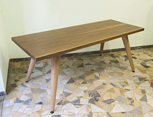 Ebanisteria Gambella - Esstisch 50er jahre aus Nussbaumholz