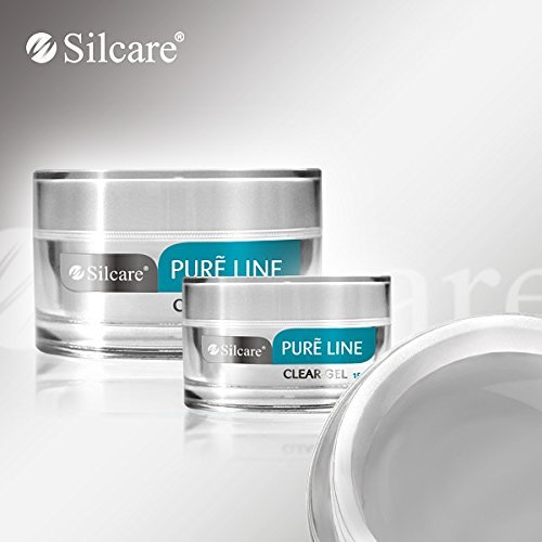 pure-line-clear-50g-uv-gel-nails-acid-free-builder-file-off-gel-silcare
