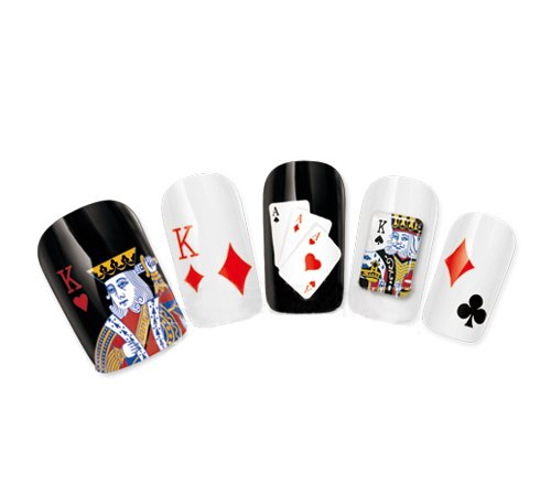 come-2-buy-nail-art-tatoo-wrap-water-transfer-decals-casino-playing-cards-diamond-king-heart
