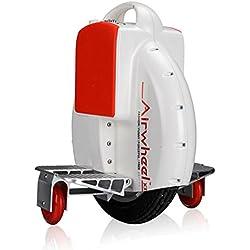 Airwheel X3s monoroue eléctrica Unisex, Color Blanco/Rojo