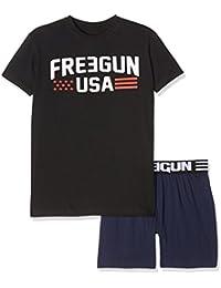 Freegun EG.Freeswag.Pshb.MZ, Conjunto Ropa Deportiva para Niñas
